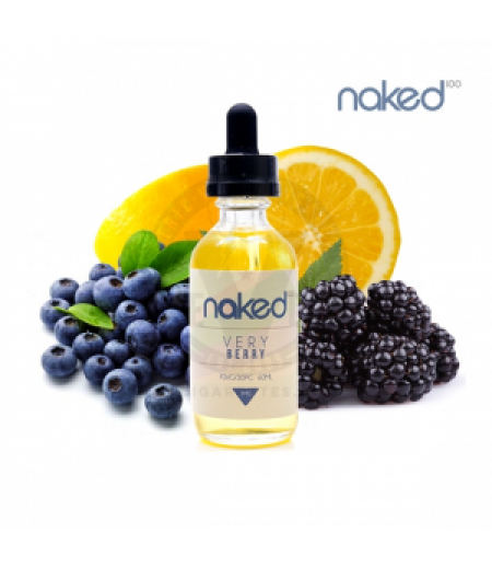 Naked Very Berry 60 ML