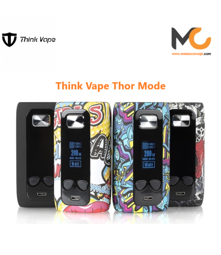 THINK VAPE THOR  220W TC BOX MOD